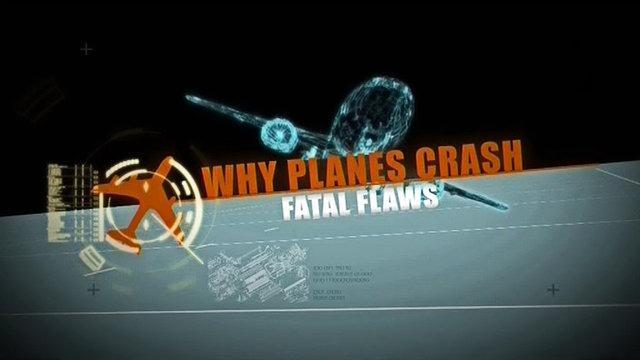 почему разбиваются самолеты