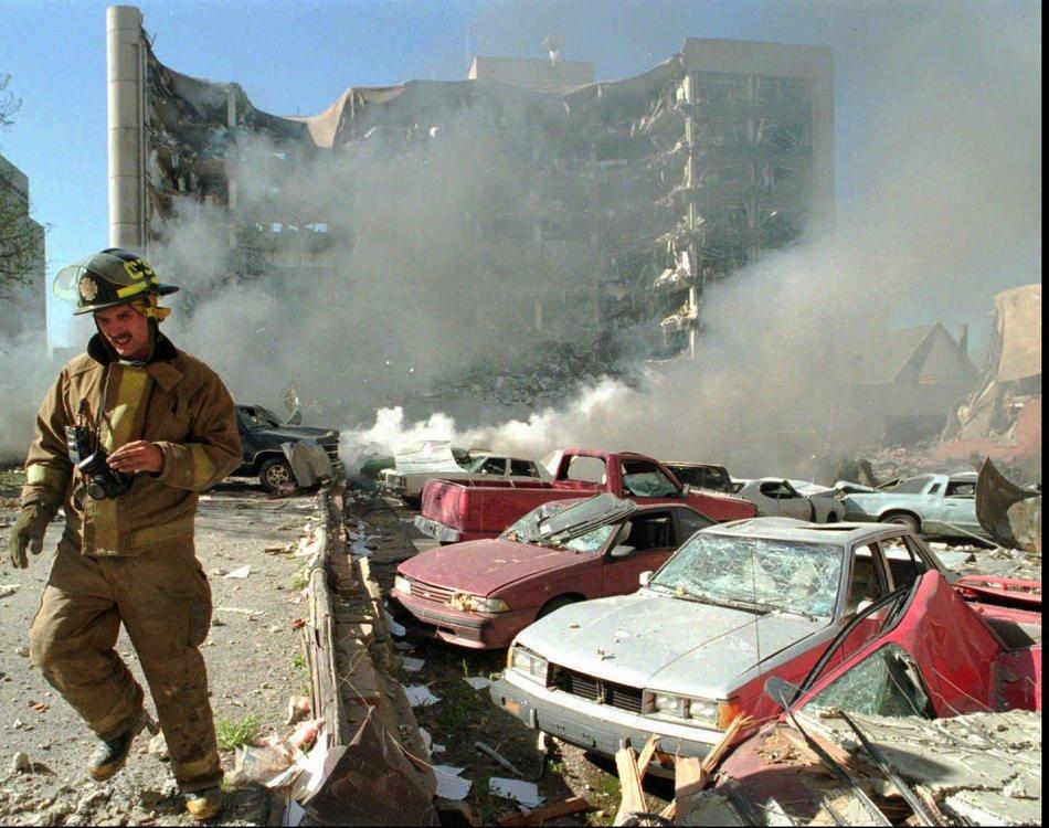 Секунда до катастрофы 1 сезон 3 серия Бомба в Оклахома-Сити