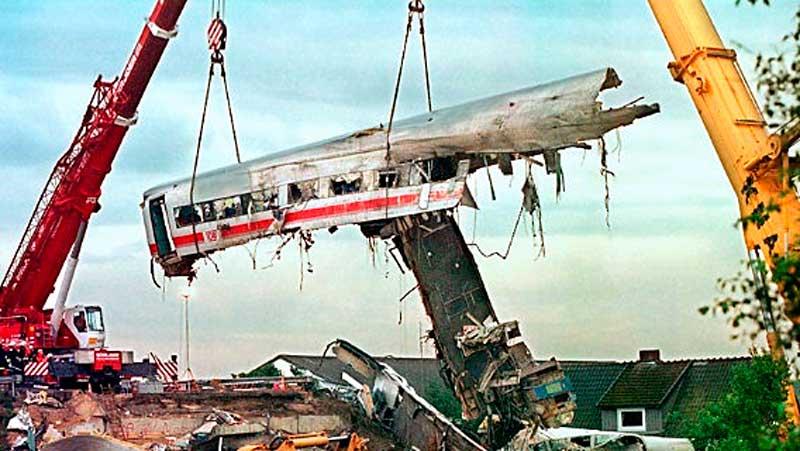 Железнодорожная катастрофа под Эшеде