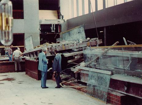 Обрушение галерей 1981