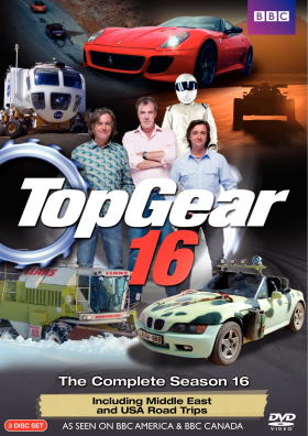 Top Gear 16 сезон