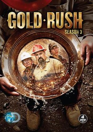 Золотая лихорадка 3 сезон на русском