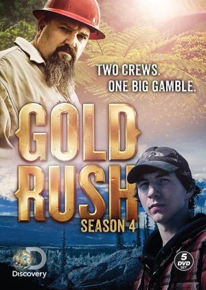 Золотая лихорадка 4 сезон бесплатно