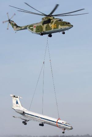 Гигантские вертолеты
