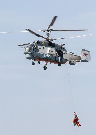 К-27 вертолет